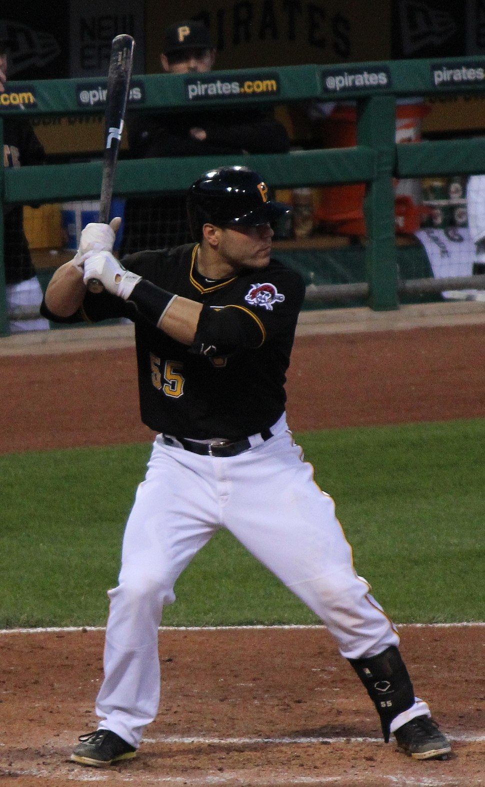 Russell Martin on May 3, 2013
