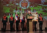 Russian Defence Minister General of the Army Sergei Shoigu attended the Knowledge Day ceremony in the Russian Defence Ministry's Boarding School for Girls 03.jpg