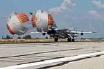 Russian military aircraft at Latakia, Syria (10).jpg