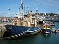 Rusting trawler, Brixham harbour - geograph.org.uk - 1377775.jpg