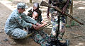 Rwandan Defense Force combat lifesaver training, March 2011 - Flickr - US Army Africa (3).jpg