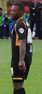 Ryan Jackson (English footballer) English association football player