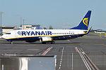 Ryanair, EI-DCZ, Boeing 737-8AS (20125667109).jpg