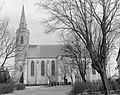 Sárospatak 1961, Szent Erzsébet templom (Vártemplom). - Fortepan 5755.jpg