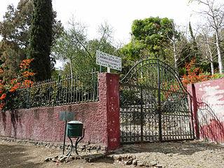 Jardim Botânico Nacional Grandvaux Barbosa