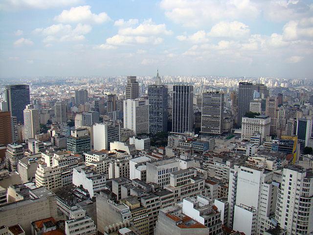 Världens 6 största städer - São Paulo