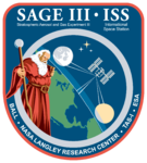 SAGE III on ISS logo.png