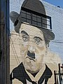 SEPT 16TH 2007 WALL HOLLYWOOD CHARLIE CHAPLIN PATRICE RAUNET PICTURE.jpg