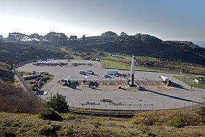 Nike Missile Site SF-88 - Image: SF 88 (3090947656)