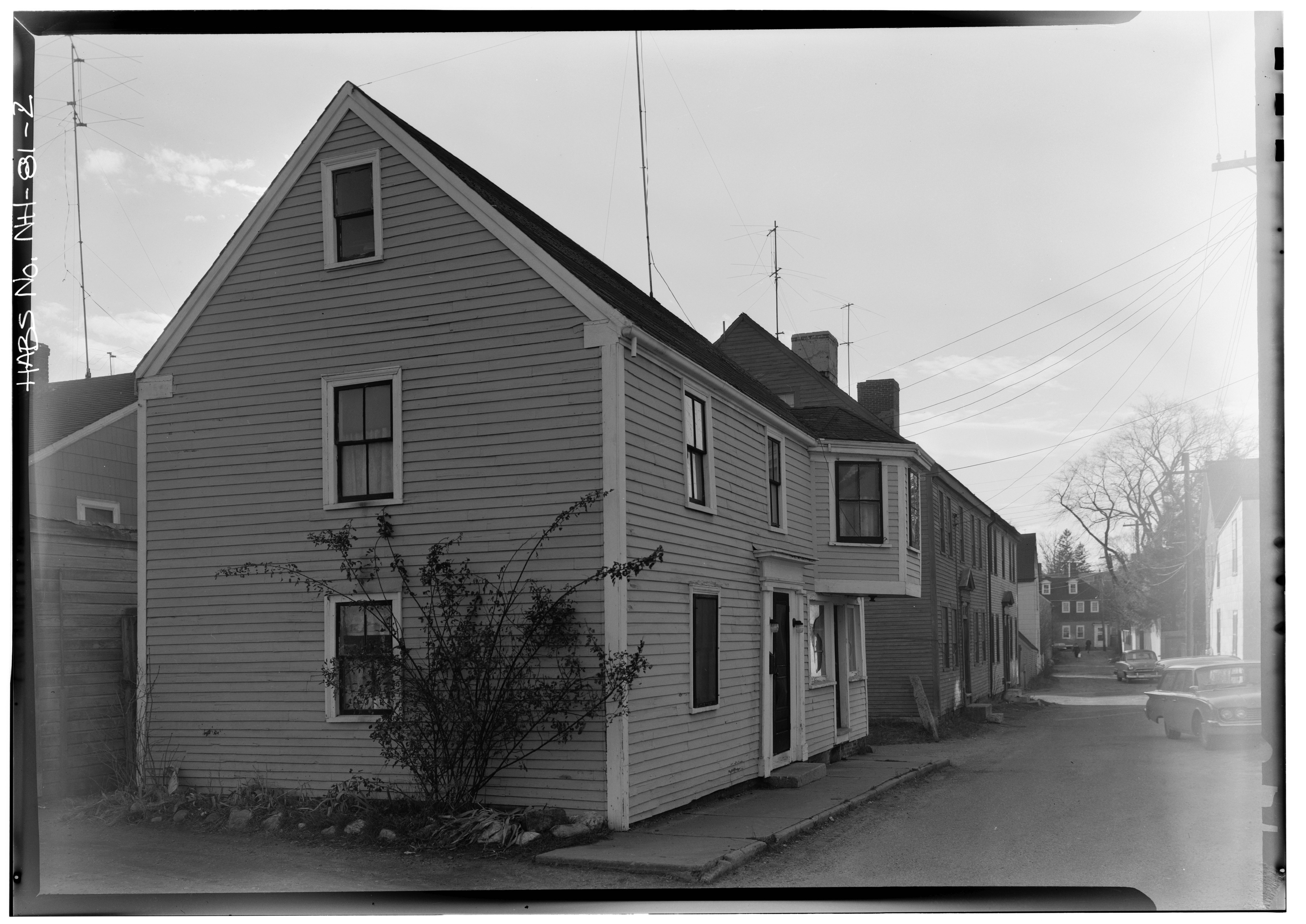 File side elevation abbott house 82 jefferson street for Abbott house