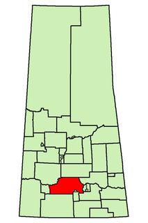 Thunder Creek (1975–2016 electoral district)