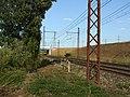 SNCF Nimes Montpellier with CNM bridges behind 6226.JPG