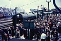 SR Merchant Navy class 35023 at Salisbury (1966) 01.JPG