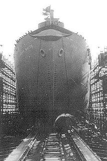 USS <i>Menkar</i> (AK-123) Liberty ship of WWII