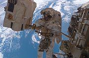 STS-116 spacewalk 2