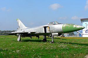 Sukhoi Su-15 - Sukhoi Su-15