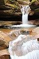 Sabbaday Falls Trail, Kancamagus Hwy, Waterville Valley (494206) (11924099195).jpg