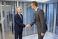Saeimas deputāti tiekas ar Ungārijas ārlietu un tirdzniecības ministru (35567505496).jpg