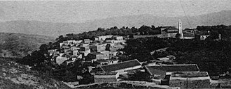 Safed - Safed in 19th century