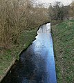 Saffron Brook in Knighton, Leicester - geograph.org.uk - 1187198.jpg