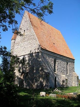 Jõelähtme Parish - Image: Saha chapel