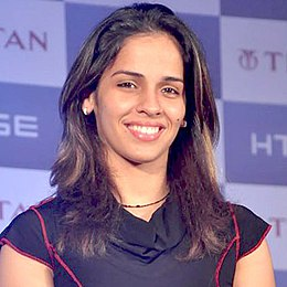Saina Nehwal in 2011 (cropped-01).jpg
