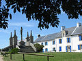 Saint-Cado (France), calvary.jpg