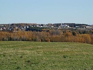 Saint-François-de-Sales - A general view of Saint-François-de-Sales