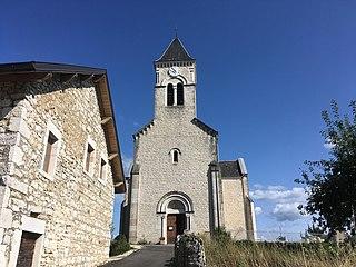Saint-Martin-de-Bavel Commune in Auvergne-Rhône-Alpes, France