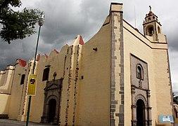 Saint Francis of Assisi Church, Tepeji del Rio, Hidalgo State, Mexico