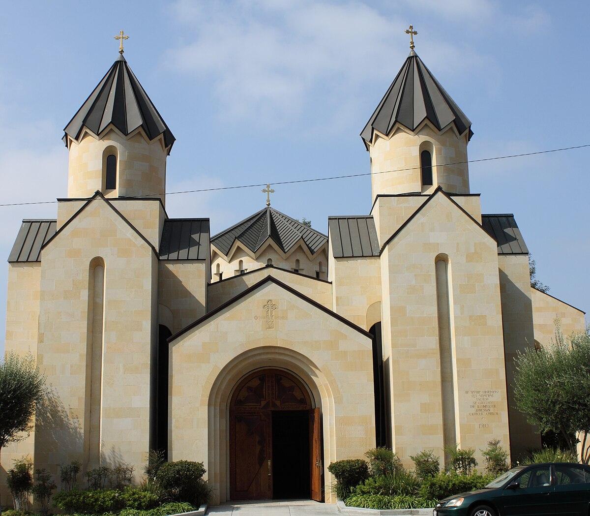 Armenian Catholic Chur...