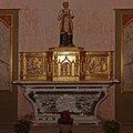 Saint Papoul-Autel de la chapelle Saint Papoul-20120405.jpg