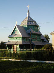 Saint Paraskevi of Iconium church, Pohoriltsi (01).jpg