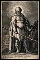 Saint Thomas. Engraving. Wellcome V0033096.jpg