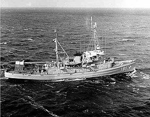USS Salinan (ATF-161) - USS Salinan