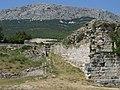 Salona - Roman wall.JPG