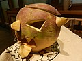 Samhuinn carved turnip at University of Edinburgh editathon - 31st October 2016 02.jpg
