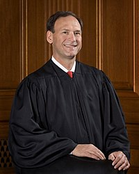 Samuel Alito official photo