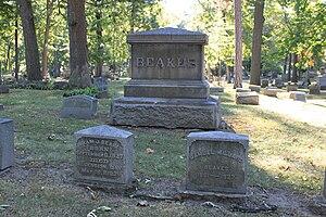 Samuel Beakes - Beakes grave