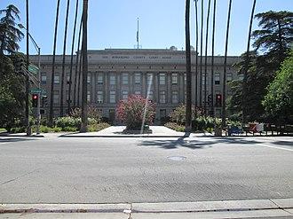 San Bernardino County Court House - Image: San Bernardino County Courthouse 2