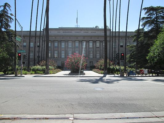 San Bernardino County Court House