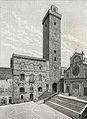San Gimignano Chiesa della Collegiata e Palazzo del Podestà.jpg