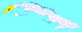 San Juan y Martínez (Cuban municipal map).png