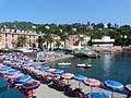 San Michele di Pagana (Rapallo)-panorama Pomaro 2012.jpg