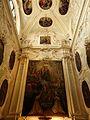 San Salvatore Monferrato-chiesa san martino-altare santissimo rosario2.jpg
