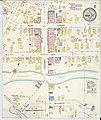 Sanborn Fire Insurance Map from Union City, Branch And Calhoun Counties, Michigan. LOC sanborn04221 004-1.jpg