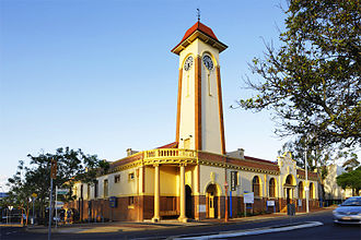 Town of Sandgate - Sandgate Town Hall, 2012