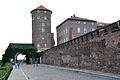 Sandomierska Tower - Wavel Castle (9156880233).jpg