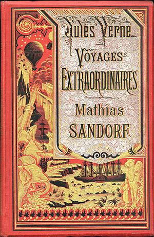 Mathias Sandorf cover