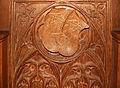 Sankt Maria im Kapitol Wappenschild HardenrathI Detail.jpg
